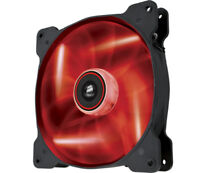 Corsair Red LED AF140 CO-9050017-RLED 140mm Quiet Edition PC Computer Case Fan