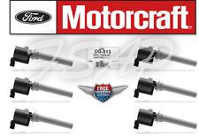 6 Motorcraft Ignition Coil DG500 DG513 Mazda MPV Mazda 6 Ford Mercury V6 3.0L