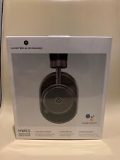 Master & Dynamic MW65 Active Noise Canceling Headphones New Black Sealed!