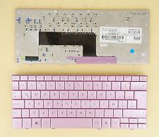 For HP Compaq Mini 110-1000 1100 100c-1000 110c-1100 Keyboard Latin Teclado Pink