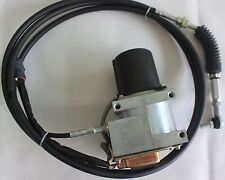 106-0092 MOTOR AS-GOVERNOR with single cables for Caterpillar 320 and by 3066