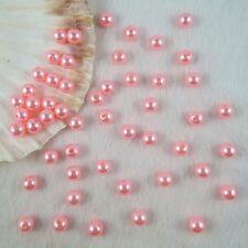 Lot 50 Perle imitation Brillant 4mm Rose Creation Bijox, Collier ...