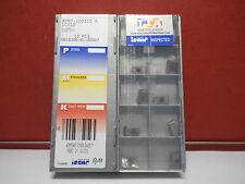 10.Stk Iscar Wendeplatten APKT100320-R IC328 Wendeschneidplatten ***Neu***