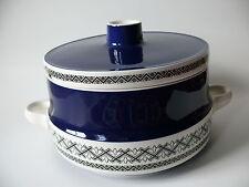 """Villeroy Boch """"Saphir"""" Made in Germany Saar Large Soup Tureen"""