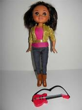 """DORA the EXPLORER 13-1/2""""  DOLL w/ 4 COMPLETE OUTFITS ACCESSORIES"""