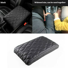 Car Accessories PU Leather Console Armrest Pad Waterproof Protector Cushion