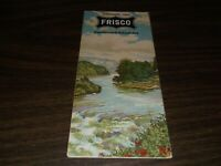 SEPTEMBER 1964 SLSF FRISCO CONDENSED SYSTEM PUBLIC TIMETABLE