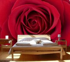 Rose-Wall Mural-12'wide by 8'high