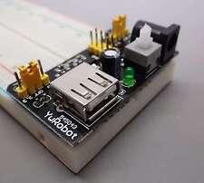 Netzteil Modul, Stromversorgung für Steckboards (3,3V / 5V) Versand Frei!  -E610