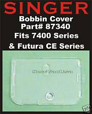 SINGER Sewing Bobbin Cover Fits Confidence 7463 7465 7467 7469 7469Q 7470 & More
