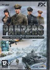PC DVD=PANZERS=SIGILLATO=2005 LA GAZZETTA DELLO SPORT