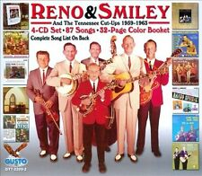 Reno & Smiley & the Tennessee Cut-Ups: 1959-1963 [Box] by Reno & Smiley & the...