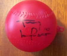 Tony LaRussa St. Louis Cardinals Game Used Signed Busch Stadium Seat Ornament