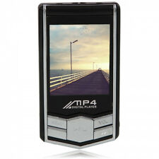 "8GB 1.8"" LCD MP3 MP4 Player with FM Function - Black"