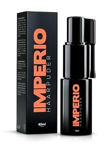 IMPERIO Volumen Puder zum Stylen Haarpuder Styling-Powder Hairstyling 40ml