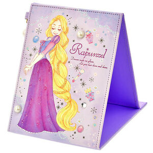 US SELLER Disney Japan Princess Pearl Sleepy Beauty Makeup Fold Stand Mirror
