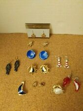 lot: nautical theme Vintage to modern jewelry