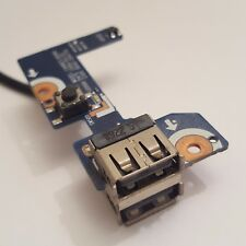 Samsung R720 NP-R720 Powerbutton USB Port Board mir Kabel Cable BA92-05473A