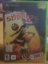 Brand New!!! FIFA Street 2 (Microsoft Xbox, 2006) Factory Sealed!!!