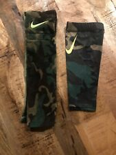 Nike Amplified Football Camo Towel and Arm Sleeve