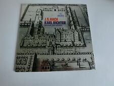 J.S Bach Karl Richter Müncher Bach Orchester 25 years Archiv productions Classic