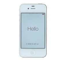 Apple iPhone 4S - 16GB - Unlocked - White - GOOD CONDITION