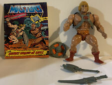 Original He-Man 1981 Mexico & USA HE-MAN Masters of the Universe
