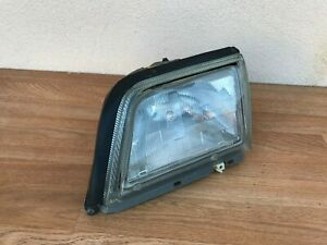 MERCEDES OEM R129 500SL 300SL FRONT LEFT DRIVER SIDE HEADLIGHT (1990_1995)
