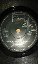 Stevie Wonder - Yester-Me Yester you - Vinyl Single