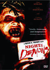 Night of the Demons - Horror - Cathy Podewell, Alvin Alexis, Hal Havins