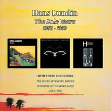 HANS LUNDIN - THE SOLO YEARS 1982-1989  6 CD NEW+