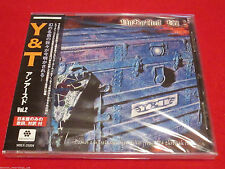 Y&T - UNEARTHED VOLUME 2 - JAPAN NEW CD - WBEX-25004