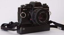 MACCHINA FOTOGRAFICA ANALOGICA A PELLICOLA PRAKTICA BC1 + B WINDER