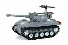US Army M18 Hellcat Tank World War 2 Custom Set made w/ real LEGO® brick
