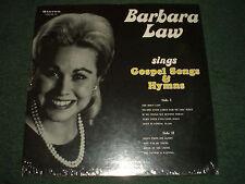 Barbara Law Duff Sings Gospel Songs & Hymns Volume IV~SEALED~RARE Chistian Xian