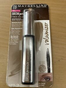 Maybelline New York Brow Precise Fiber Volumizer Mascara #250 Blonde