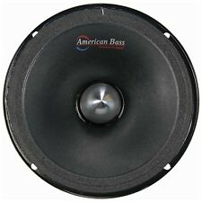 "American Bass ABNEO65 6.5"" Midrange With Grill & Neodymium Magnet"