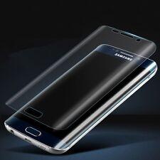 Hybrid TPU gebogene folie Folie Schutz für Samsung Galaxy S7 Edge Neu