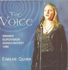 "Eimear Quinn ""The Voice"" Eurovision 1996 Ireland"