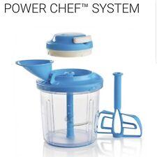 NEW Tupperware Power CHef Pro Chop n Prep System