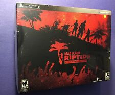 Dead Island Riptide *Rigor Mortis Edition + Collector's Package* (PS3) NEW