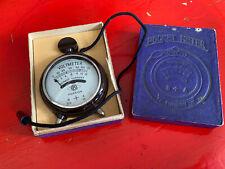Vintage Pocket 6 & 12 Voltmeter