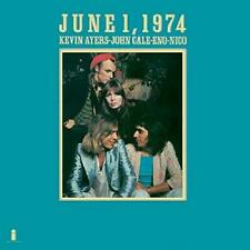 Kevin Ayers - June 1 1974 W/ John Cale Eno and Nico Vinyl