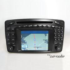 Original Mercedes Comand 2.0 E/Head Unit W639 Navigationssystem Vito Viano V639
