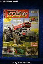 Oldtimer Traktor 1-2/10 Massey Ferguson 1000er Serie RS 03 Aktivist Deutz D 4005
