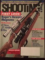 Shooting Times Oct 2002, Rugers Newest Magnums,Marlin 1894 CP .357 Mag