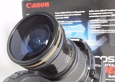 Ultra Wide Angle Macro Fisheye Lens for Canon Eos Digital Rebel T6/5 w 18-55 IS