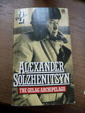 The Gulag Archipelago 2 Volume 2 1918-1956 Volume 2 1918-1956 1918 - 1956 Parts