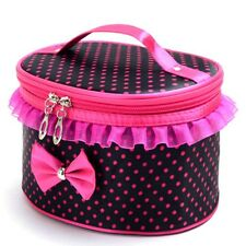 Portable Women Multifunction Travel Cosmetic Bag Makeup Case Pouch Toiletry