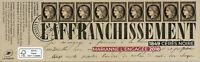 France Stamps 2019 MNH Ceres Noire 1849 Marianne L'Engagee 14v Booklet